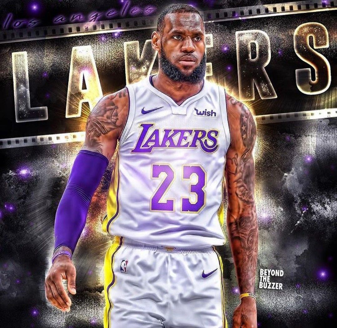 b387e0e64 Lakers New Player Lebron James
