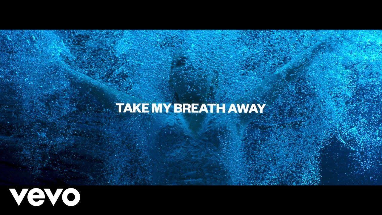 Alesso Take My Breath Away Lyric Video Away Lyrics Music