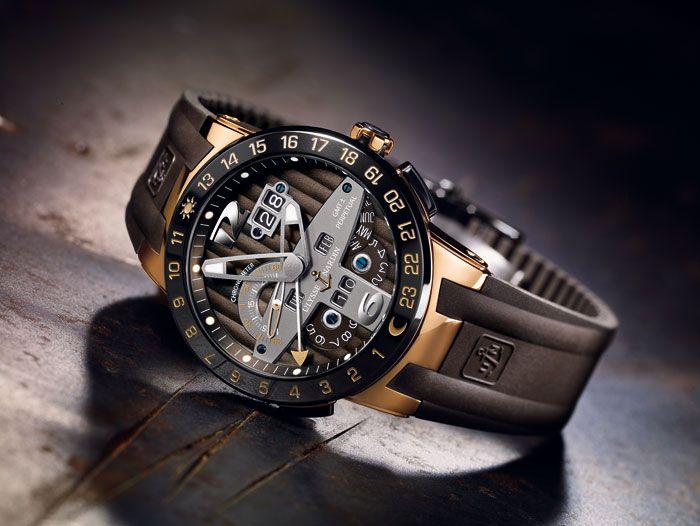 Ulysse Nardin El Toro Relojes De Lujo Para Hombres Relojes Costosos Relojes De Marca