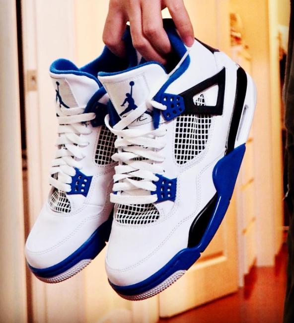 0f2d614c Lobe the 4 | Shoes in 2019 | Jordans, Air jordans, Jordan 4