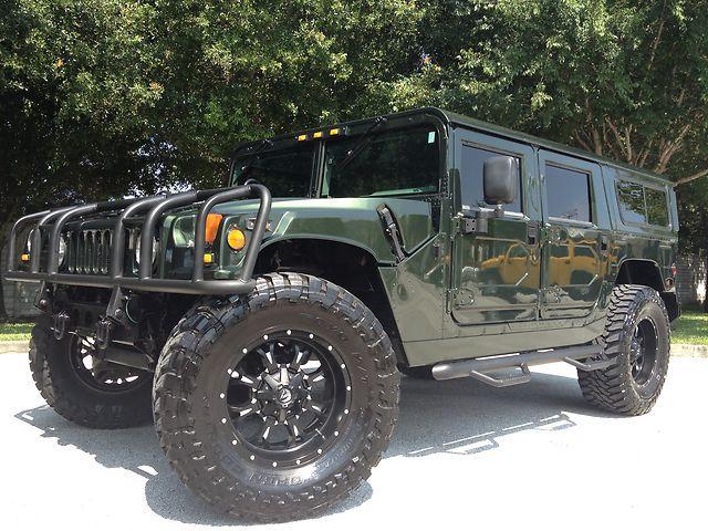 Hummer : H1 4-Penger   Hummer h1, Hummer and Cars