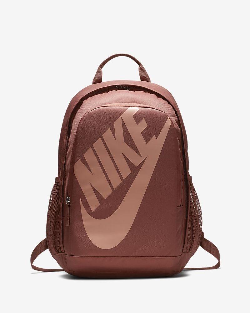 Nike Ba5217 236 Big Kids Hayward Futura 2 0 School Backpack Red Sepia Black Rust Nike Bags Nike Backpack Womens Backpack