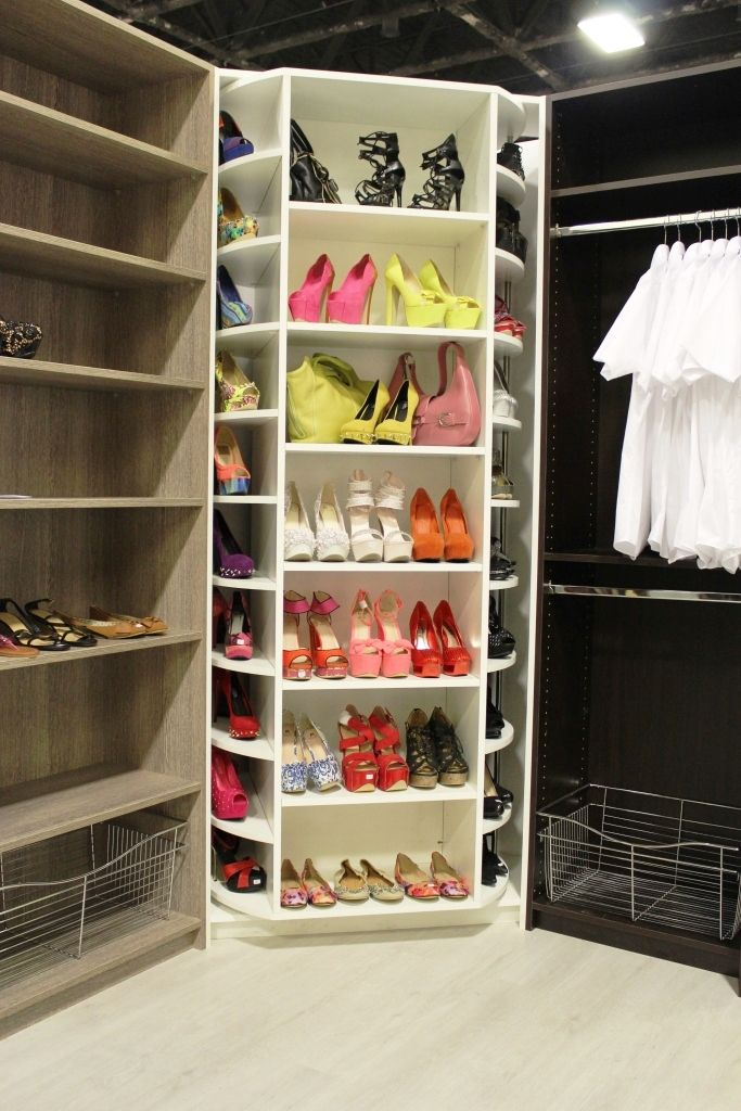 Innovative Closet System A Dream Come True For Small Spaces It Is The Only True System That Can Closet Shoe Storage Closet Organizing Systems Closet Designs