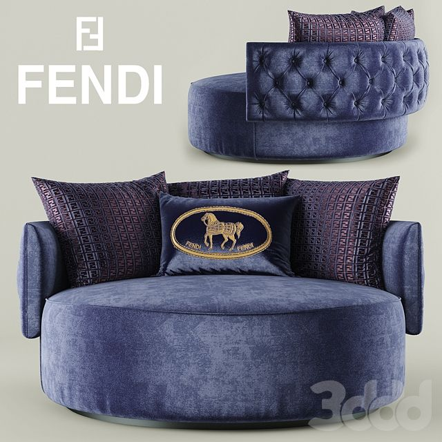 Кресло Fendi Casa Efea Capitonne Furniture Pinterest Luxury - barock mobel versailles sofa