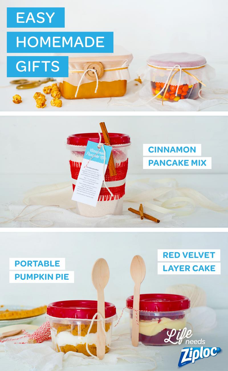 Christmas gift ideas homemade easy pancakes