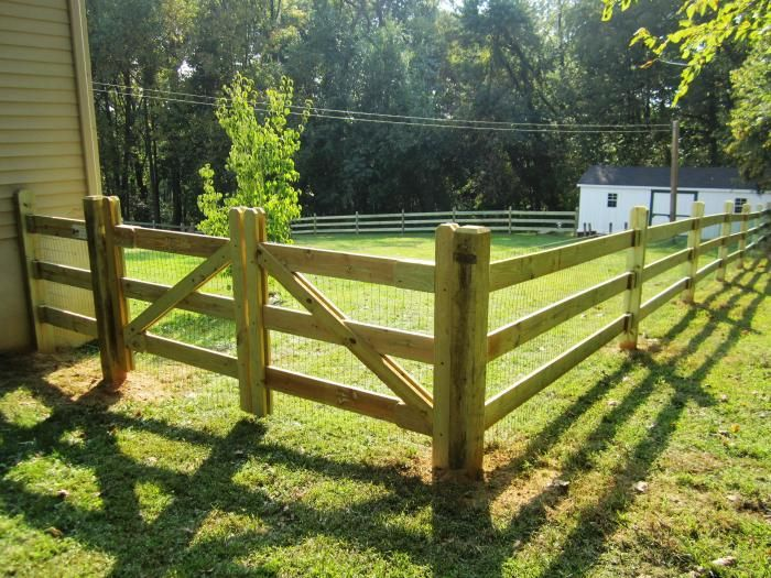 The Crew Knew Exactly What To Do Fence Cottage Inspiration Fence Boards