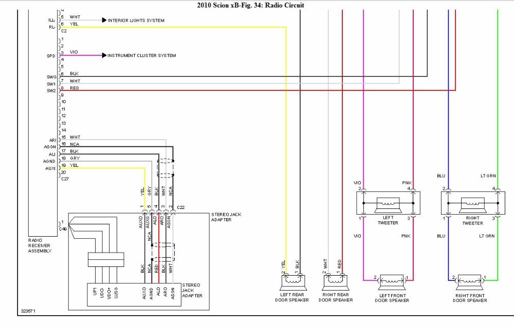 Pioneer Deh 15 Wiring Diagram Catalogue Of Schemas Deh 14ub Wiring 15 Scion Tc Scion Scion Xb