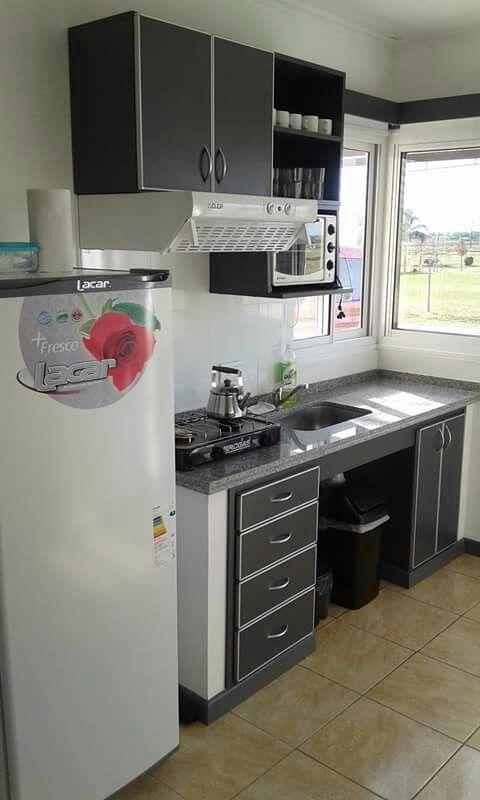 Para Copiar Muebles De Cocinas Pequenas Cocinas De Casa
