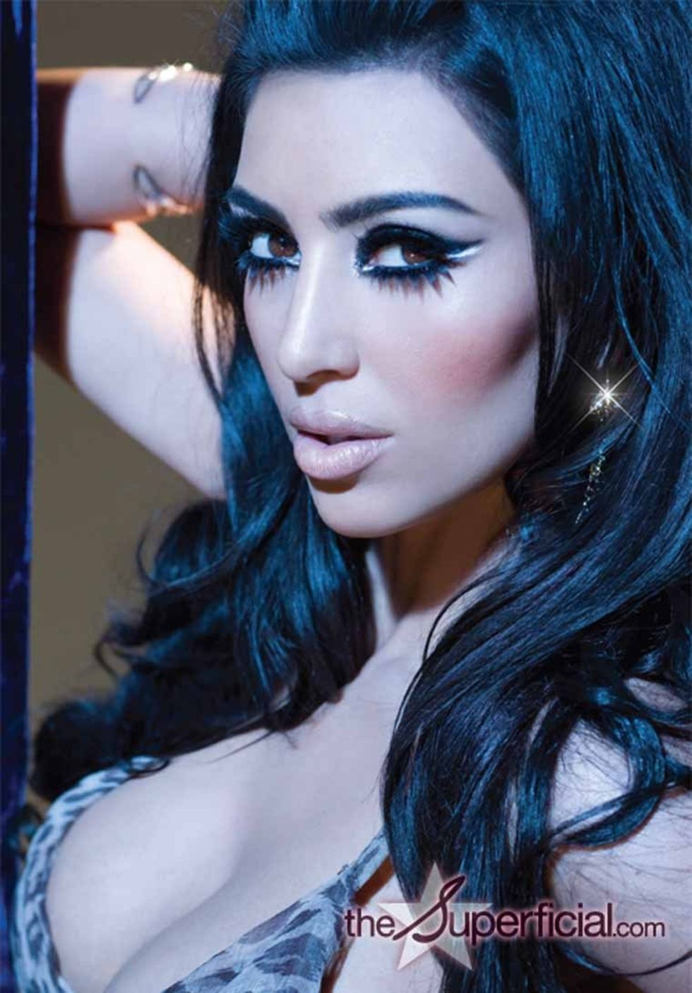 Kim Kardashian Makeup | ✩ KIM KARDASHIAN ✩ | Pinterest | More ...
