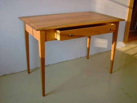 Custom Computer Desk In Cherry, Maple, Or Walnut, Handmade By Paul Donio At  Hawk Ridge Furniture In Vermont. Buy Online Or Call
