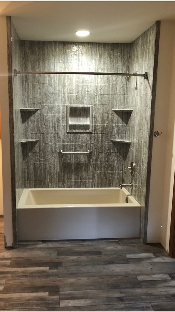 what is the best material to use for shower walls in 2020 on what is a wall id=91313