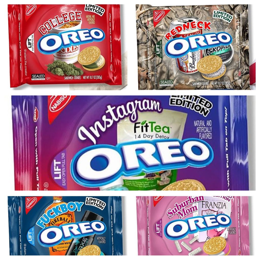 Pin By Cory Butler On Oreo Oreo Flavors Oreo Cookie Flavors