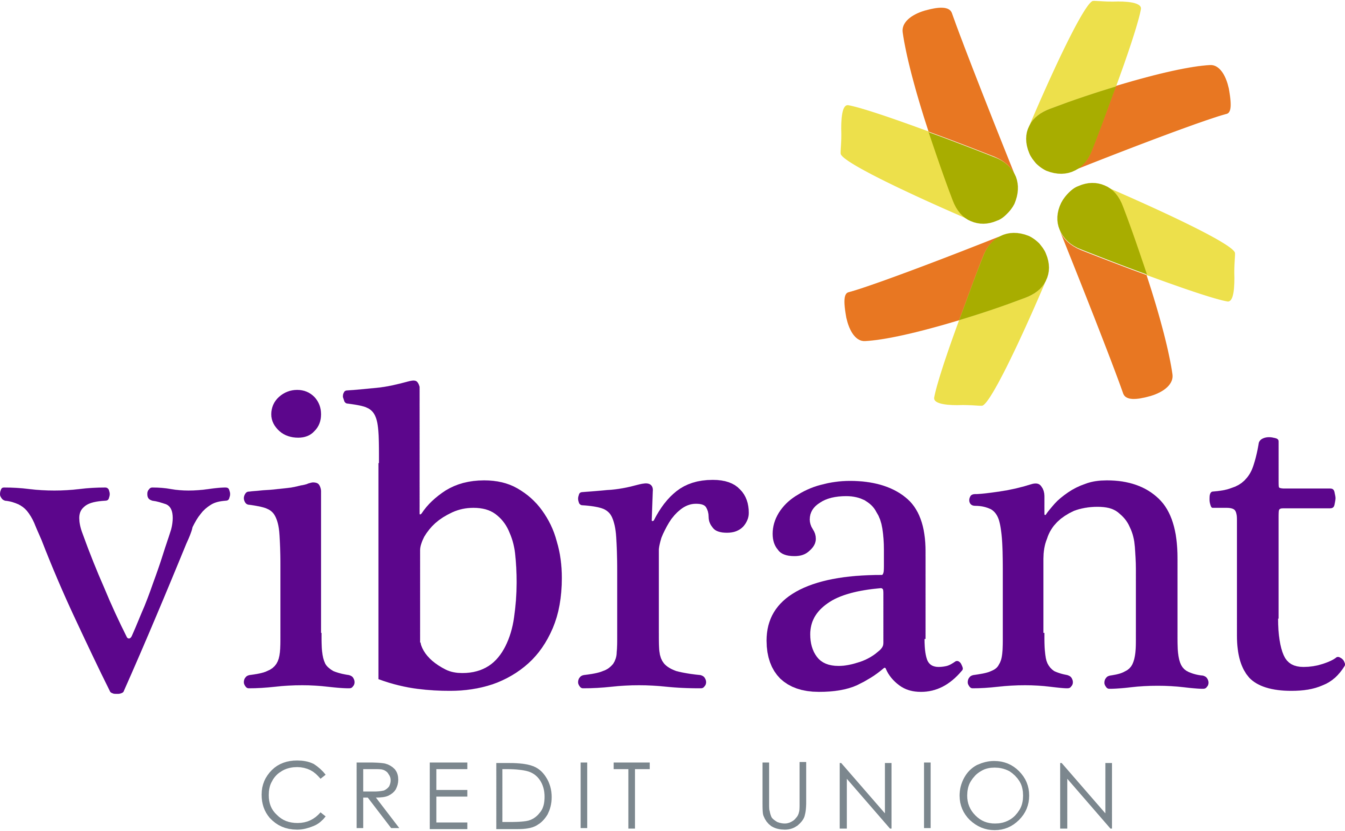 vibrant credit union logo Png Transparent Download in 2020