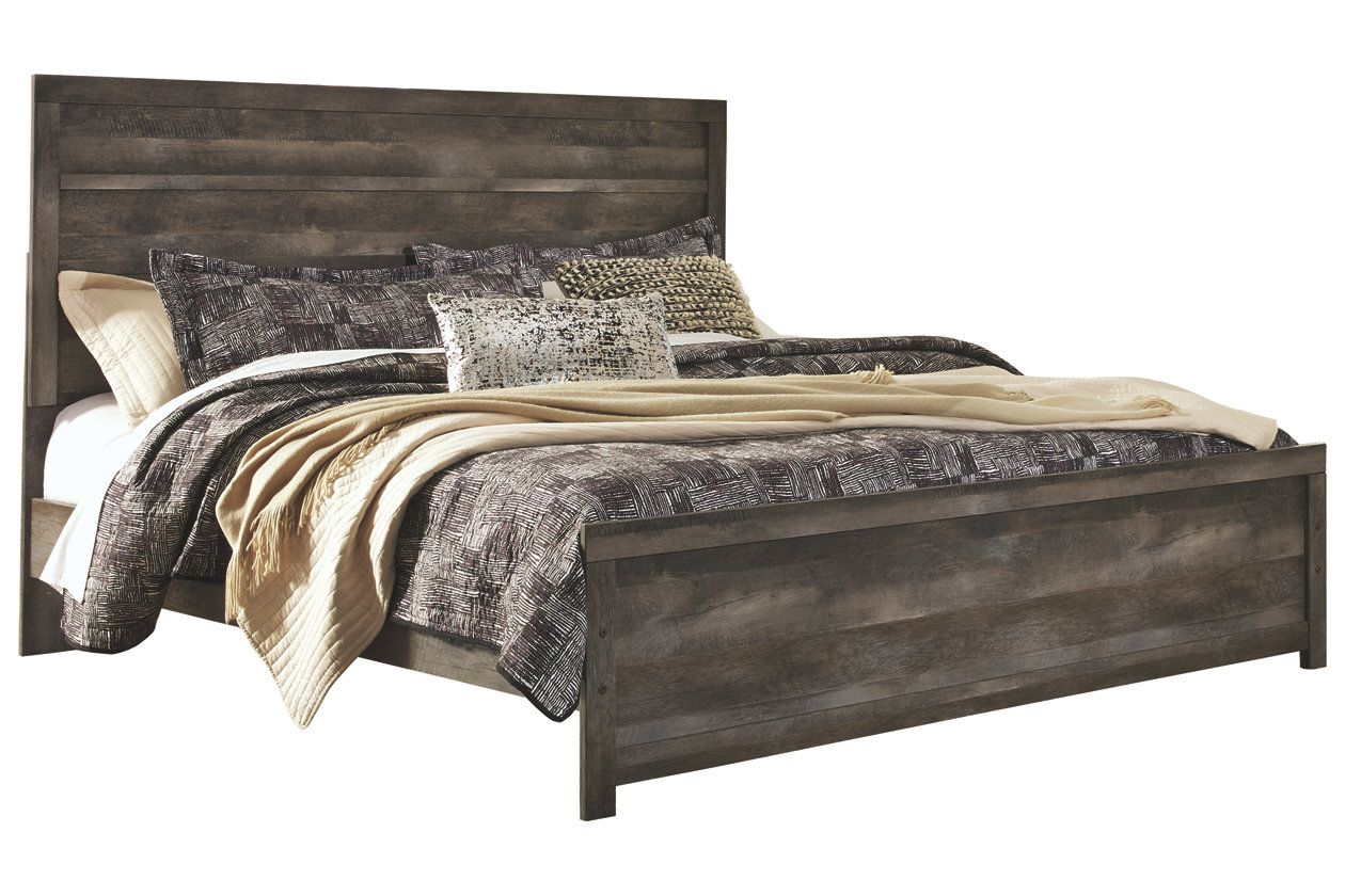 Wynnlow Queen Panel Bed Ashley Furniture HomeStore