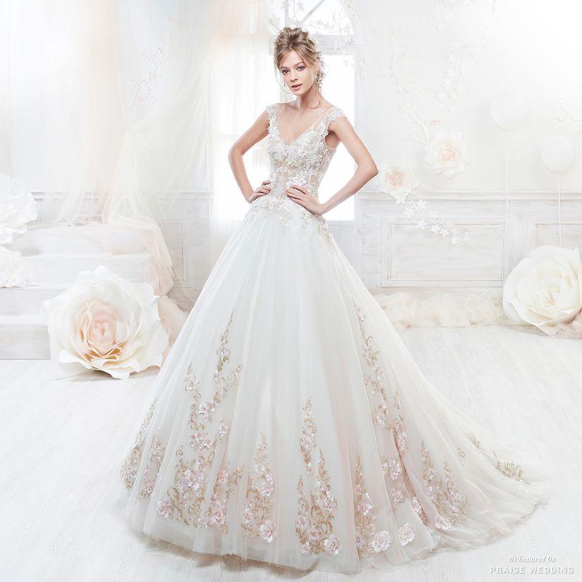 Colet wedding dresses 2018 plus