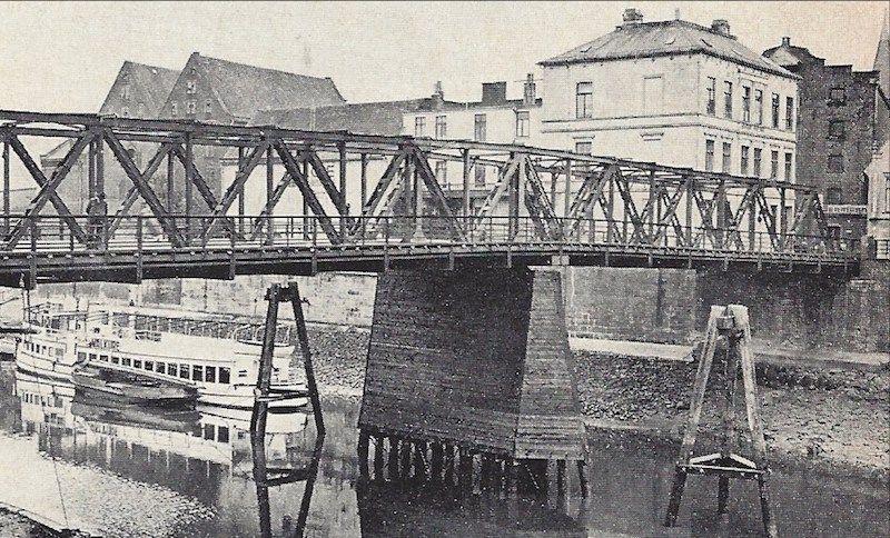 Weserbrücke Bremen