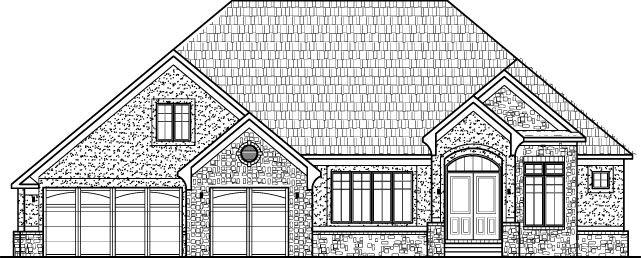 Tuscan Houses Stone Architect House Plans Two Bedroom Two Bath 3