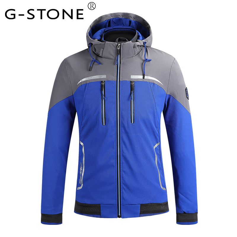 G-STONE 2017 Spring And Autumn Men's Casual Jackets With Thin Fashion And  High Quality