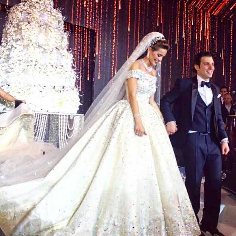 lebanese weddings on instagram � wedding dress zuhair