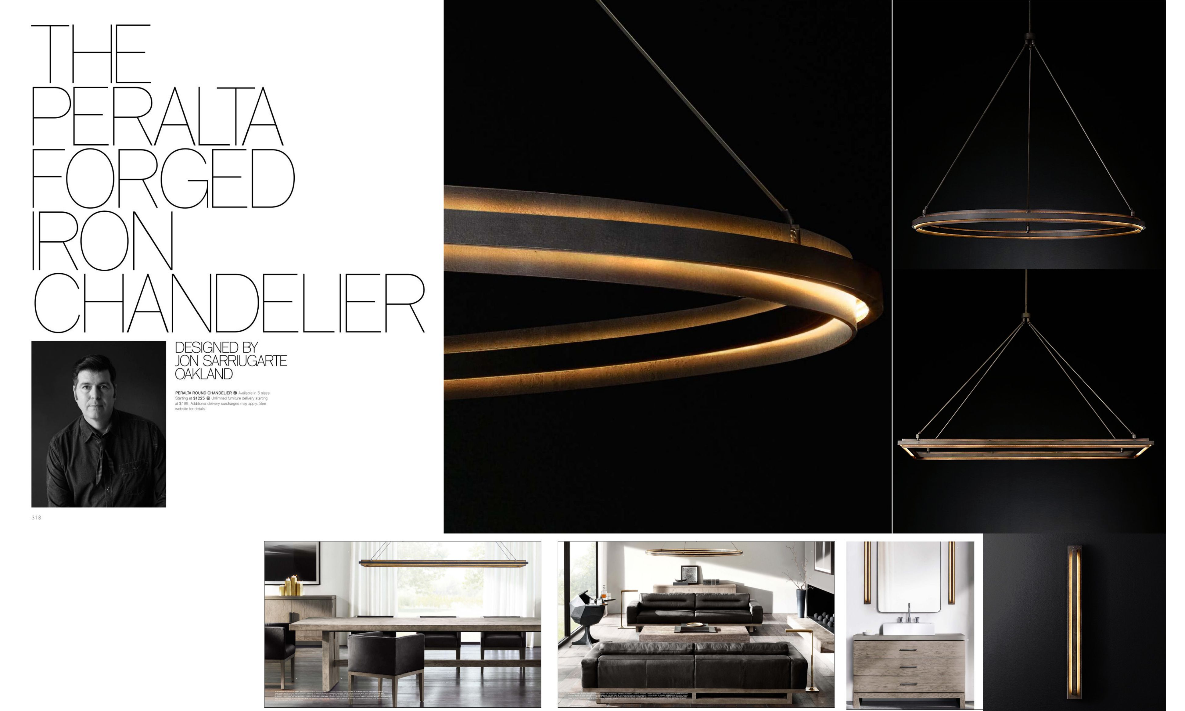 """Image result for PERALTA CHANDELIER ROUND 24"""""""