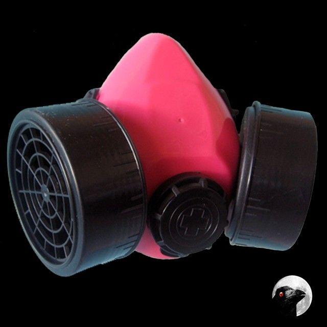 Cyber Respirator Pink
