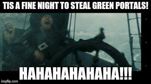 No Rain Is Too Hard To Play Ingress Ingress Ingress Resistance Memes