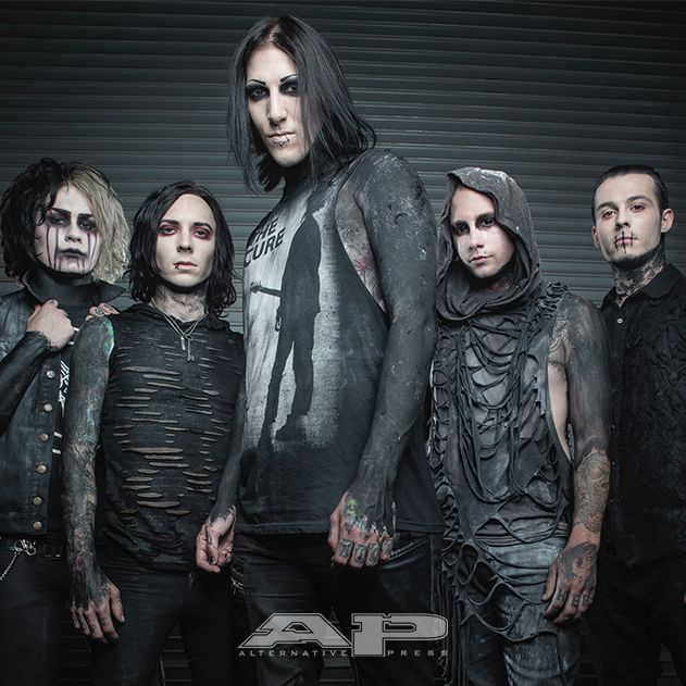 Chris motionless shares his perfectionist tendencies - Motionless in white wallpaper ...