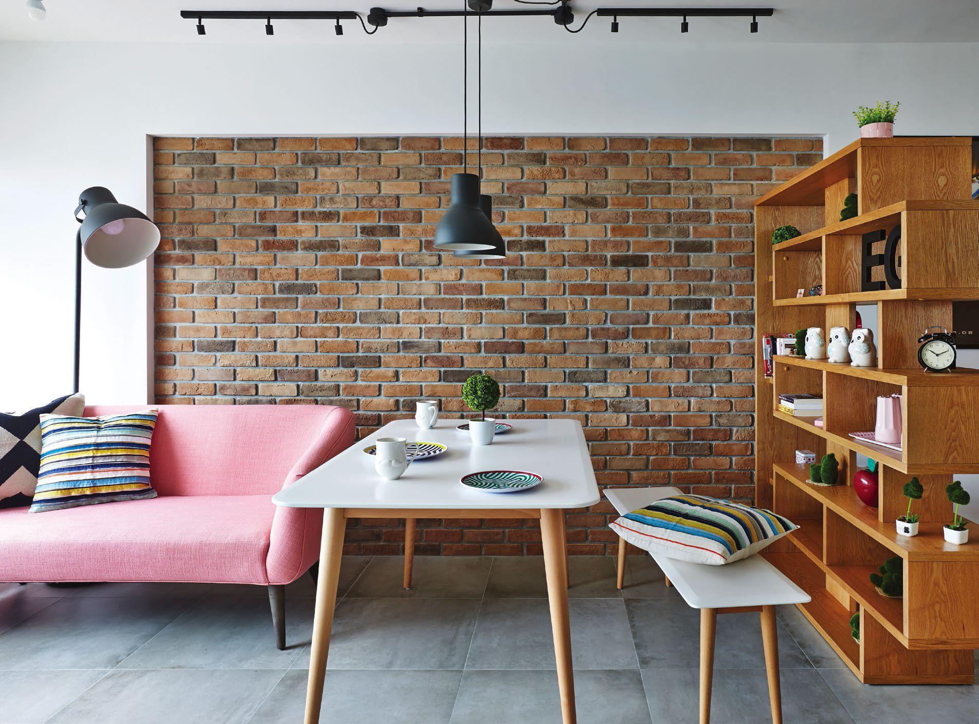 A Scandinavian Cross Industrial Theme Living Dining Area Egapartment Hdb Bto 4room Livingroom Din Industrial Home Design Home Interior Design Interior