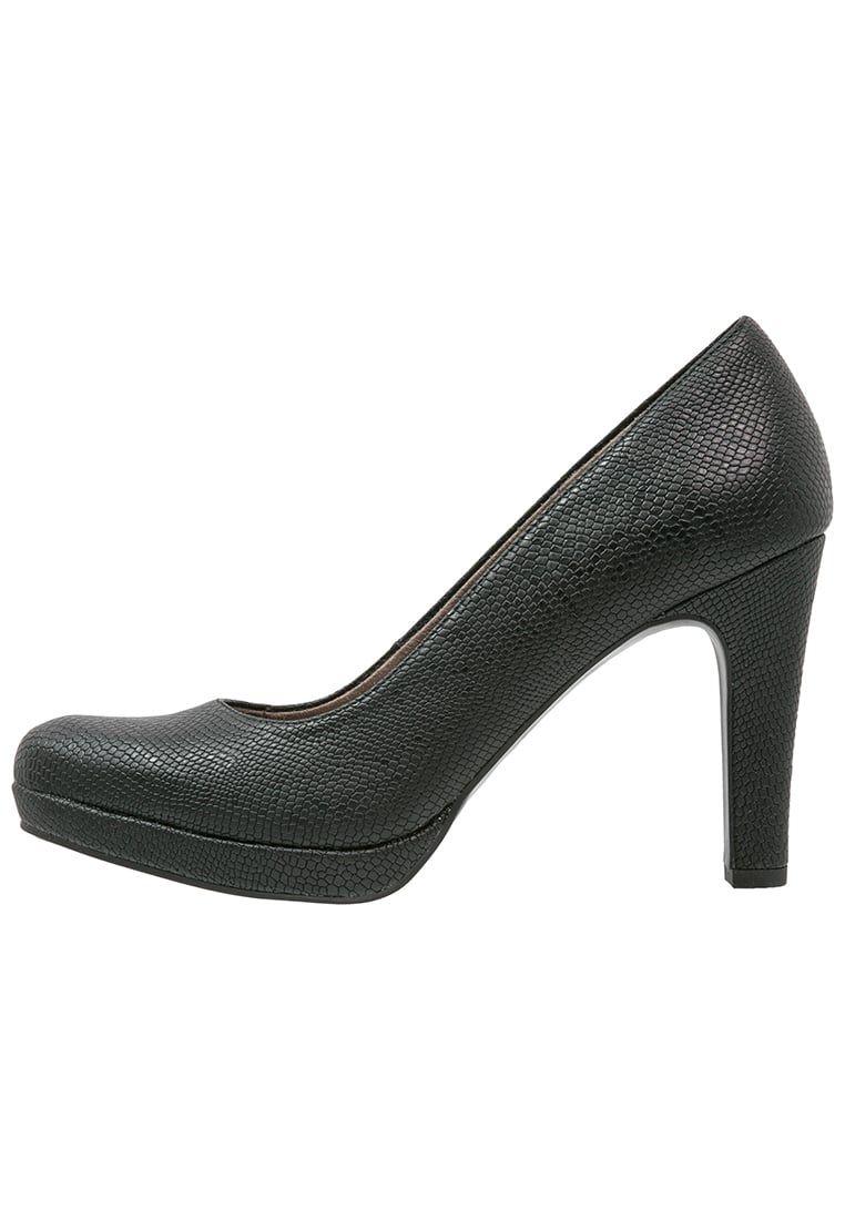 ¡Consigue este tipo de zapatos de salón de Tamaris ahora! Haz clic para ver  los detalles. Envíos gratis a toda España. Tamaris Zapatos altos black   Tamaris ... 75991e05bed0