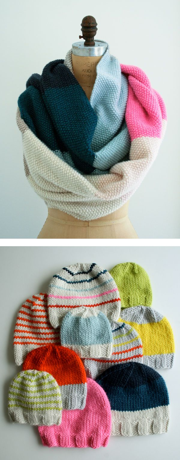 Favorite knitting projects from The Purl Bee