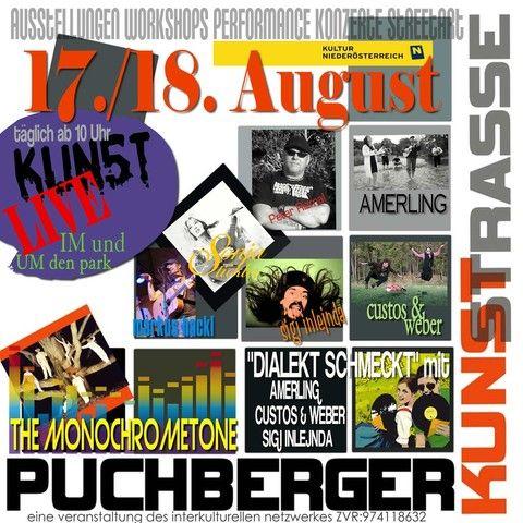 puchberger kunststrasse - kunststrasse