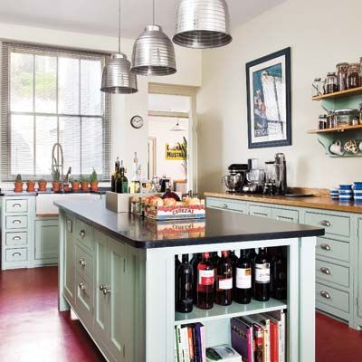 Behr Kitchen Cabinet Paint 26 low-cost, high-style kitchen upgrades | behr, jade and latex