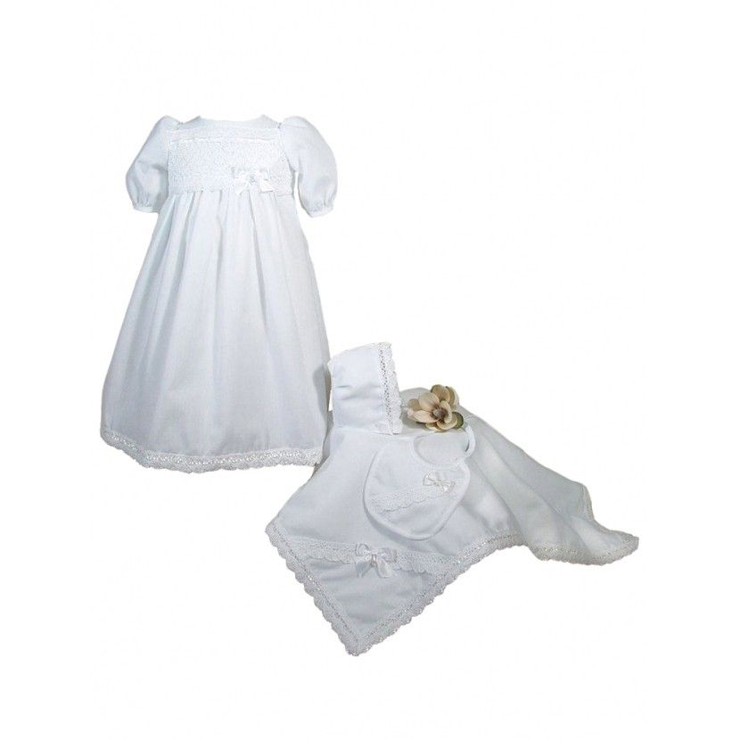 Many Styles! Little Things Mean A Lot Baby Girls White Christening Baptism Special Occasion Hats