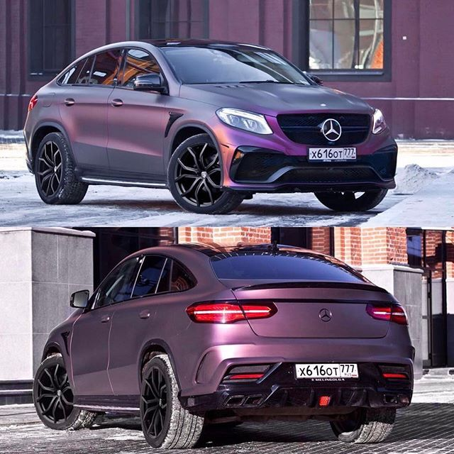 Mercedes Benz Gle450 Coupe Like