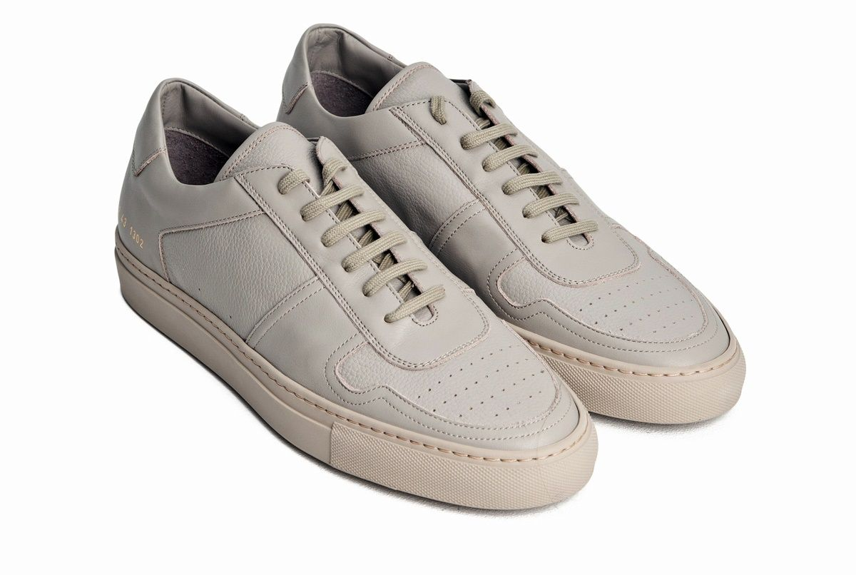 735550869bd Transitional Greys  Common Projects B-Ball Low  Sneakers