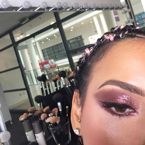 Makeup | @ishabelr