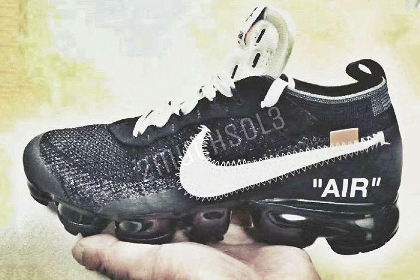 Preview: Off-White x Nike Air Vapormax - EU Kicks: Sneaker Magazine