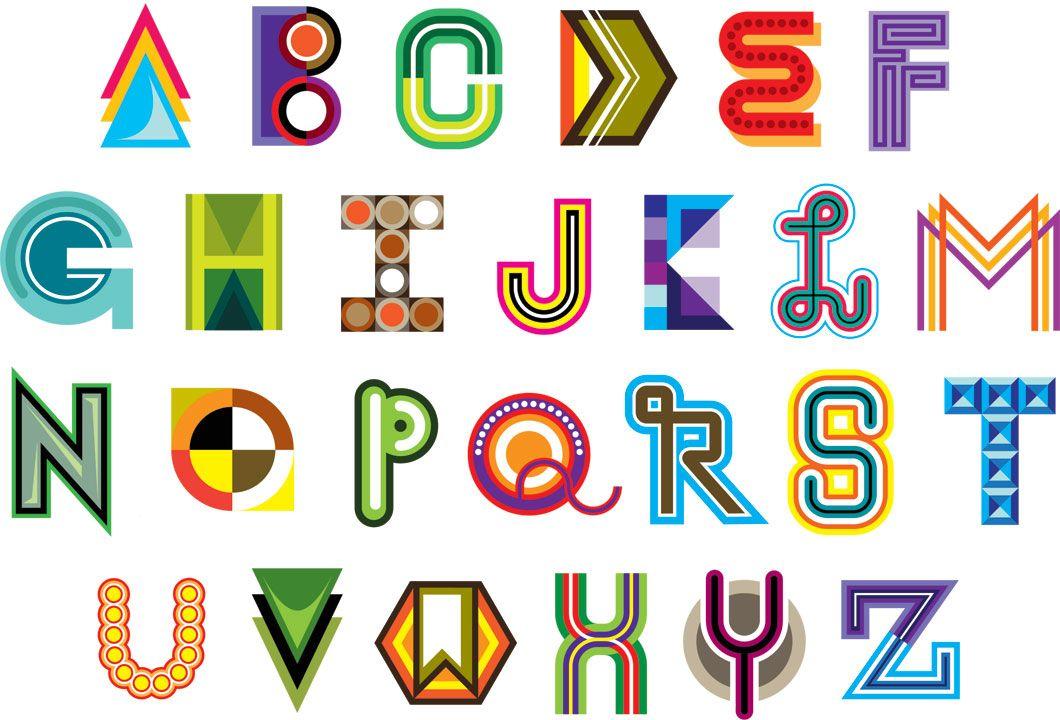 Hirofumix Com Bookspaperscissors Alphafonts By Matt W Moore アルファベット文字 タイポグラフィー 飾り文字