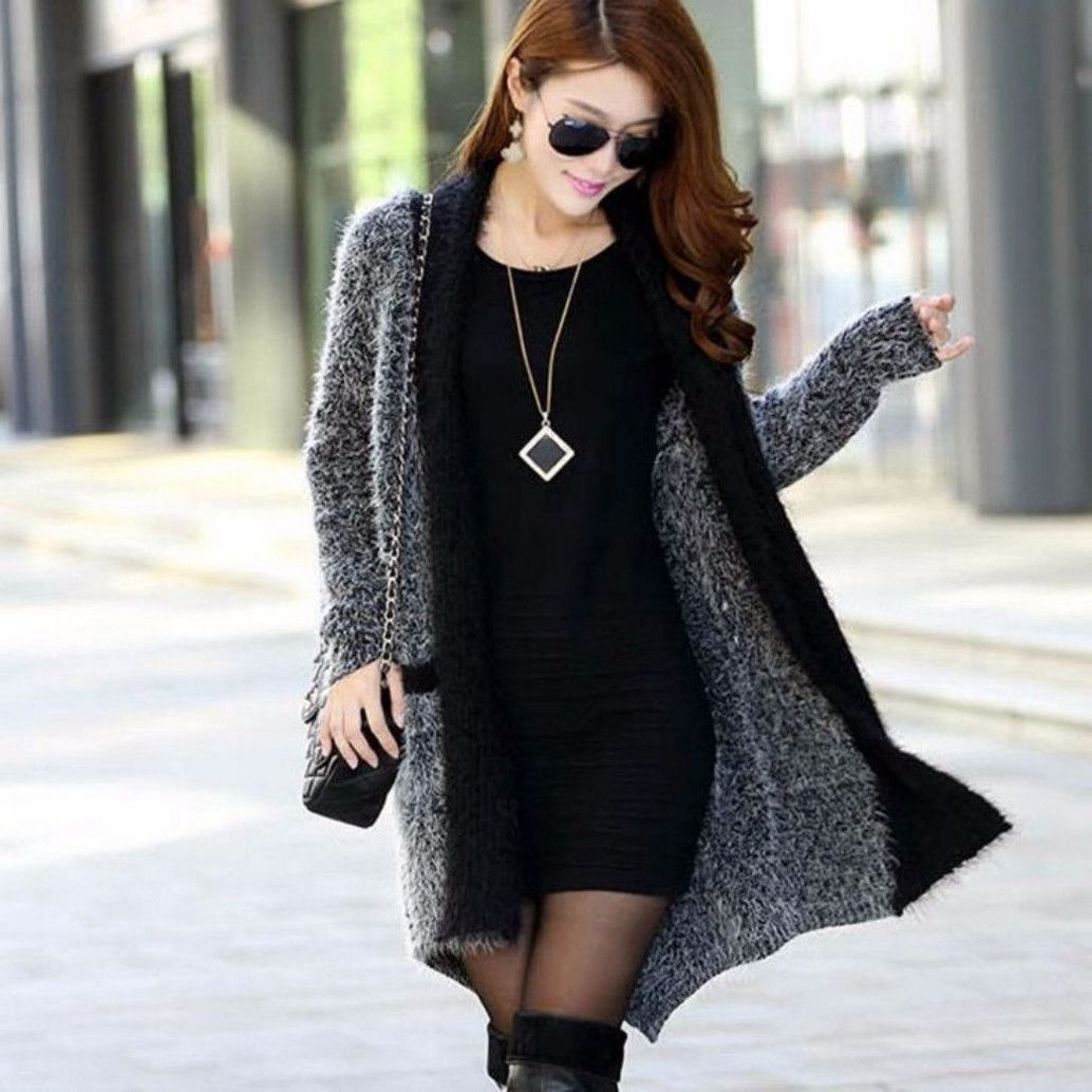 60 Cute Women's Cardigan Sweaters Ideas | Shawl cardigan and Layering
