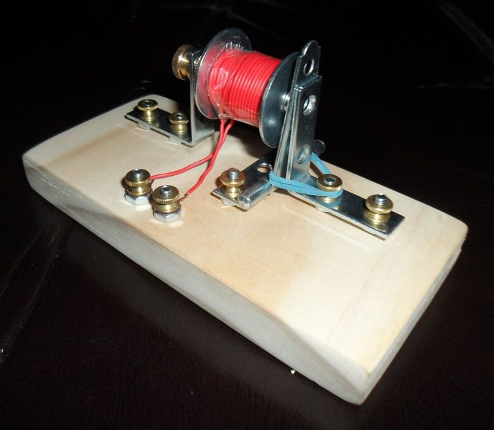 DIY Telegraph Sounder & Morse Code Key Kits for Classrooms