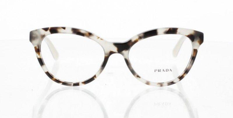 PRADA PR-11RV UAO1O1 eyeglasses for Women - Price 157€ - KelOptic ... 40632191920e
