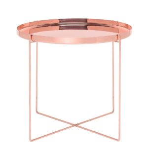 Spa Caddy Side Table Tray
