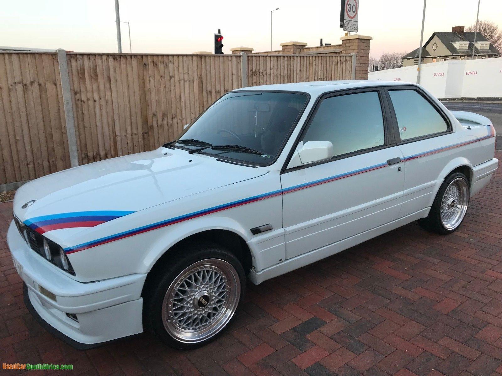 1989 Bmw 325is Sport Used Car For Sale In Bronkhorstspruit Gauteng