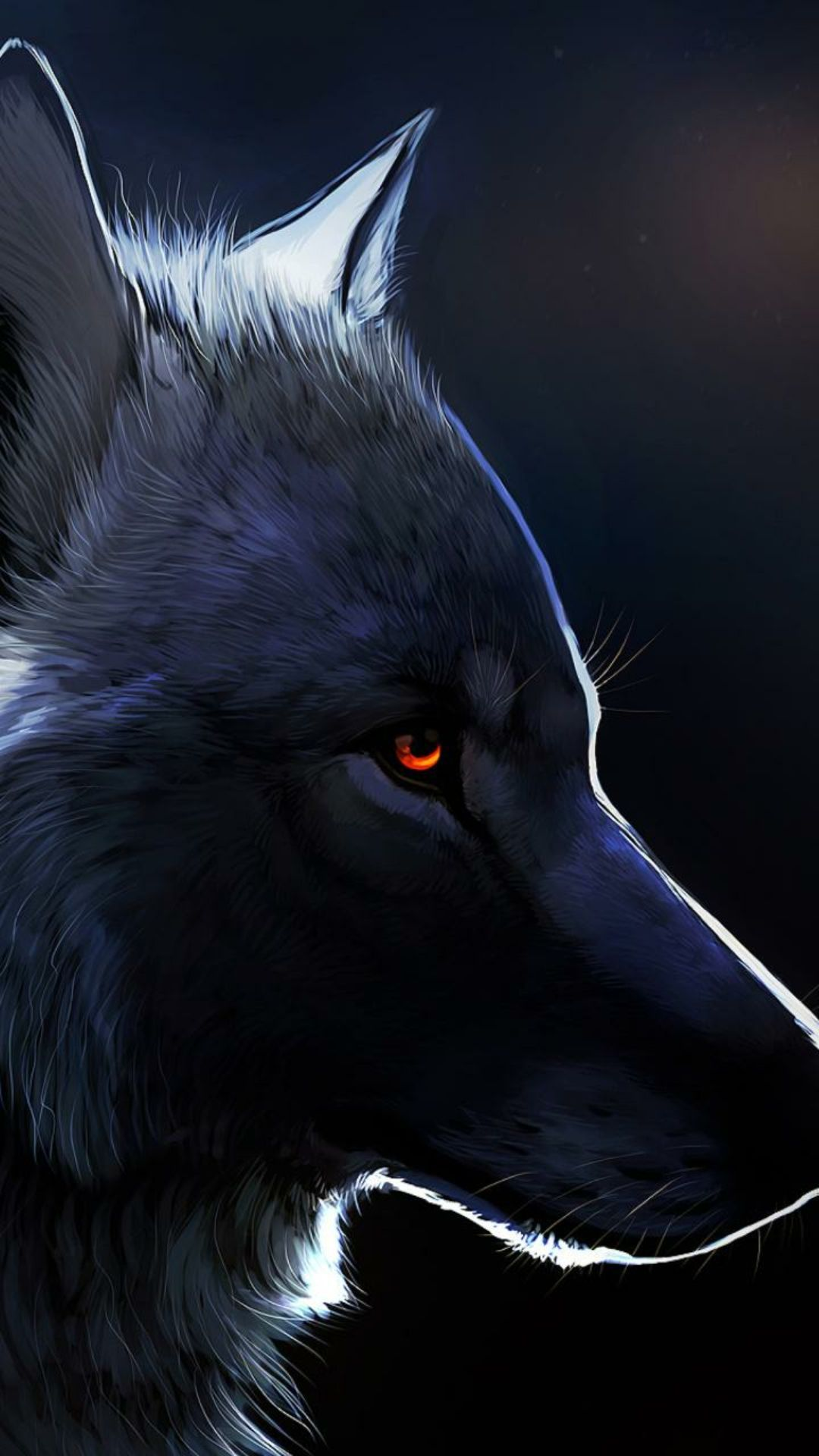 Baby Omega Wolf Wallpaper Wolf With Red Eyes Wolf Pictures