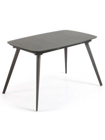 Tavolo allungabile di grande design. Solido e forte, è realizzato ...