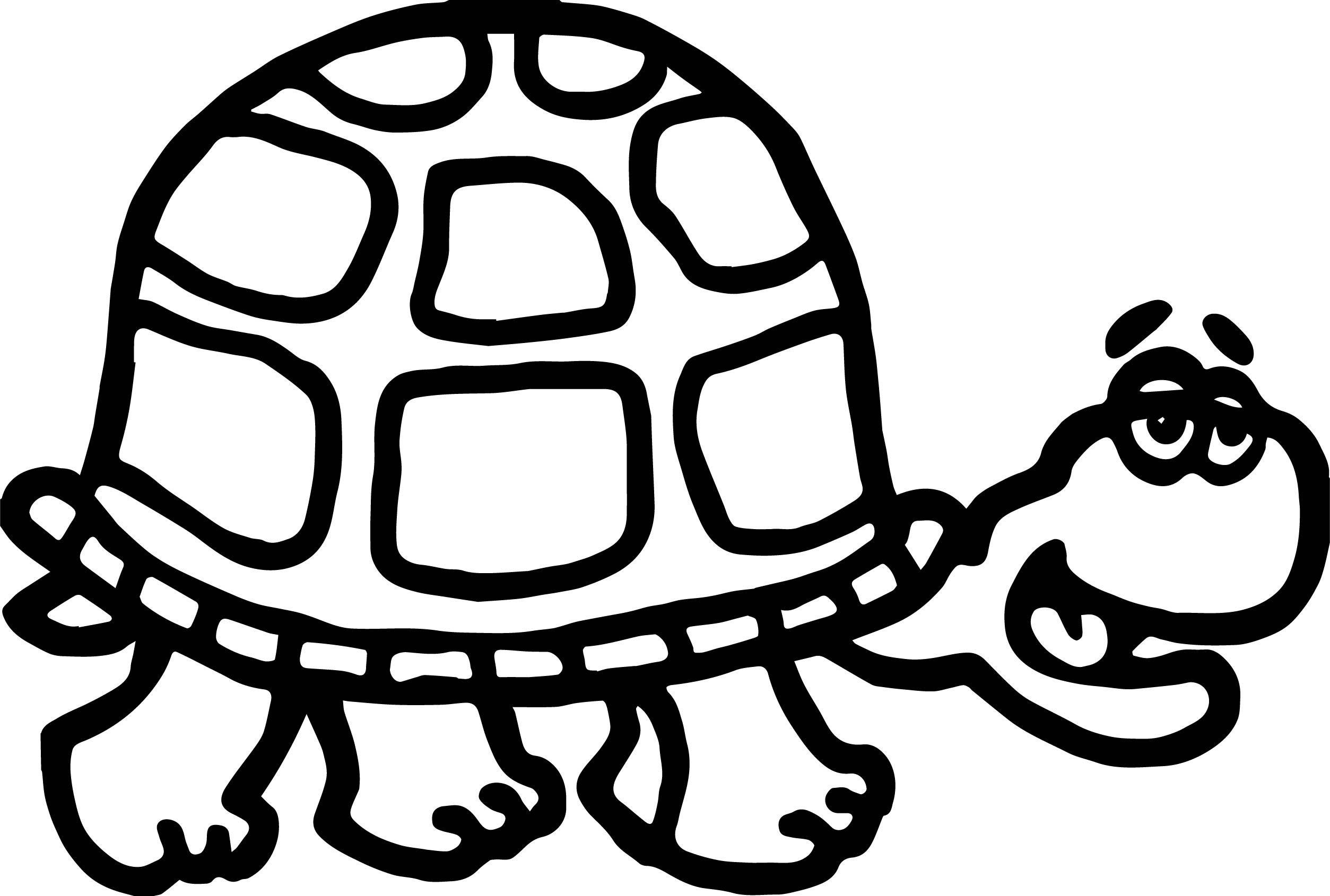 Talking Old Tortoise Turtle Coloring Page Turtle Coloring Pages Animal Coloring Pages Horse Coloring Pages