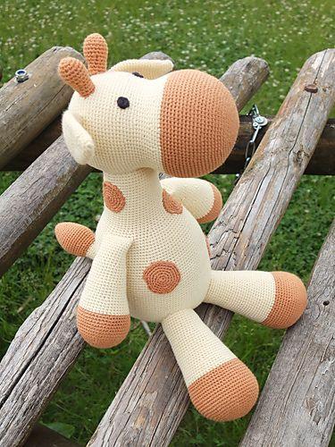 FREE!! Ravelry: Farah Giraffe pattern by Marie Lize | Crochet ...