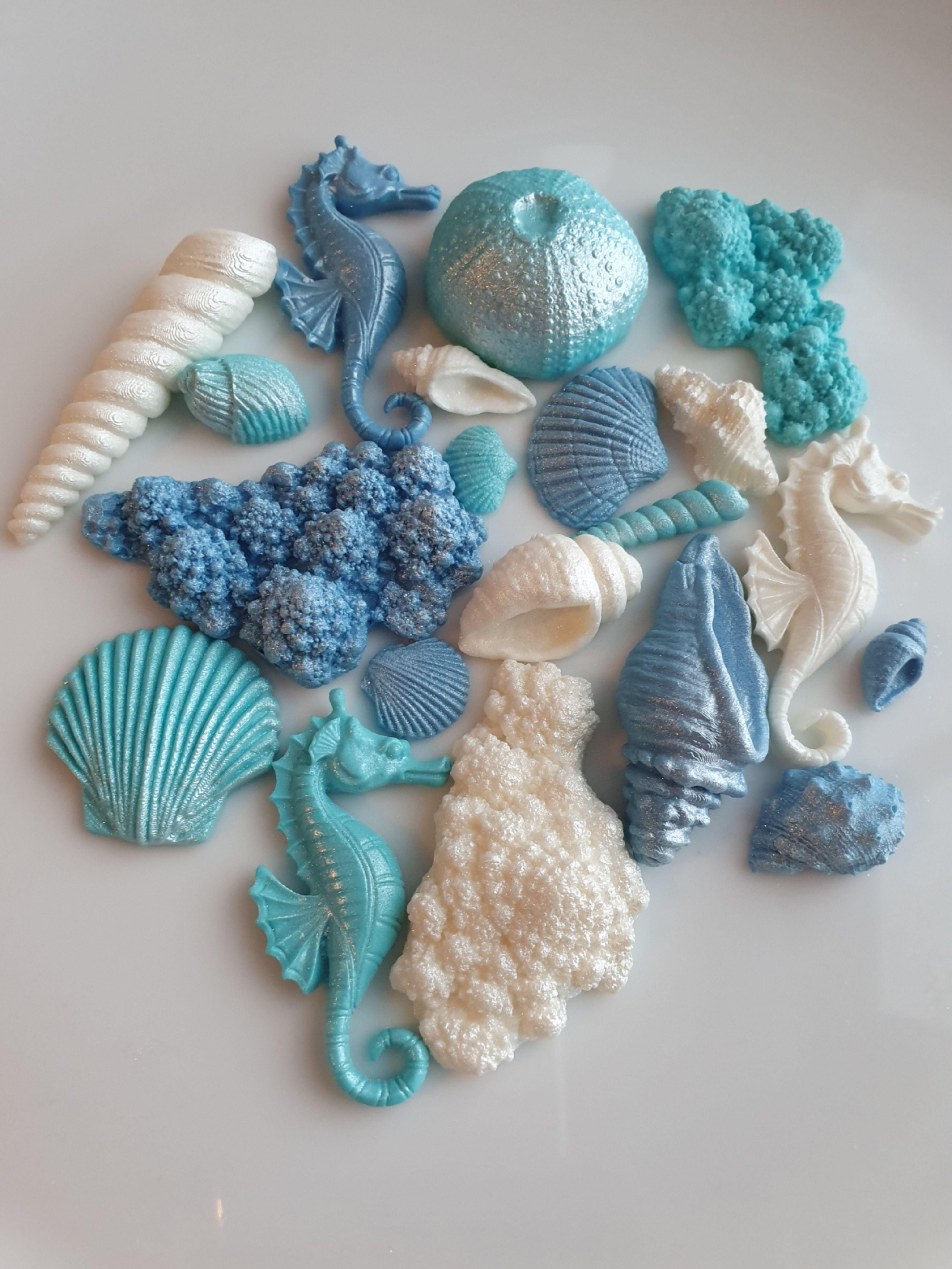 mermaid cake decorations uk