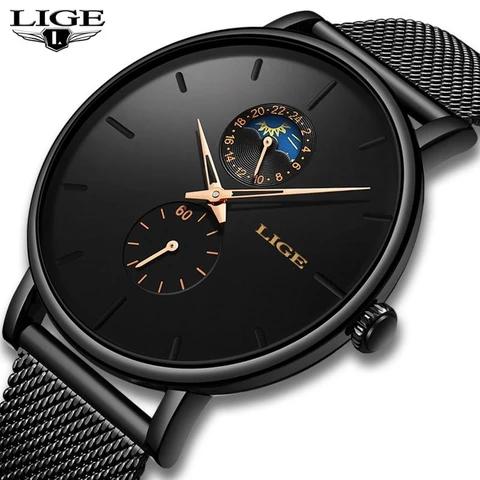 Top Brand Luxury Quartz Men Watch Luxury Waterproof Sport Watch Mens Sport Watches Mens Watches Waterproof Watches For Men