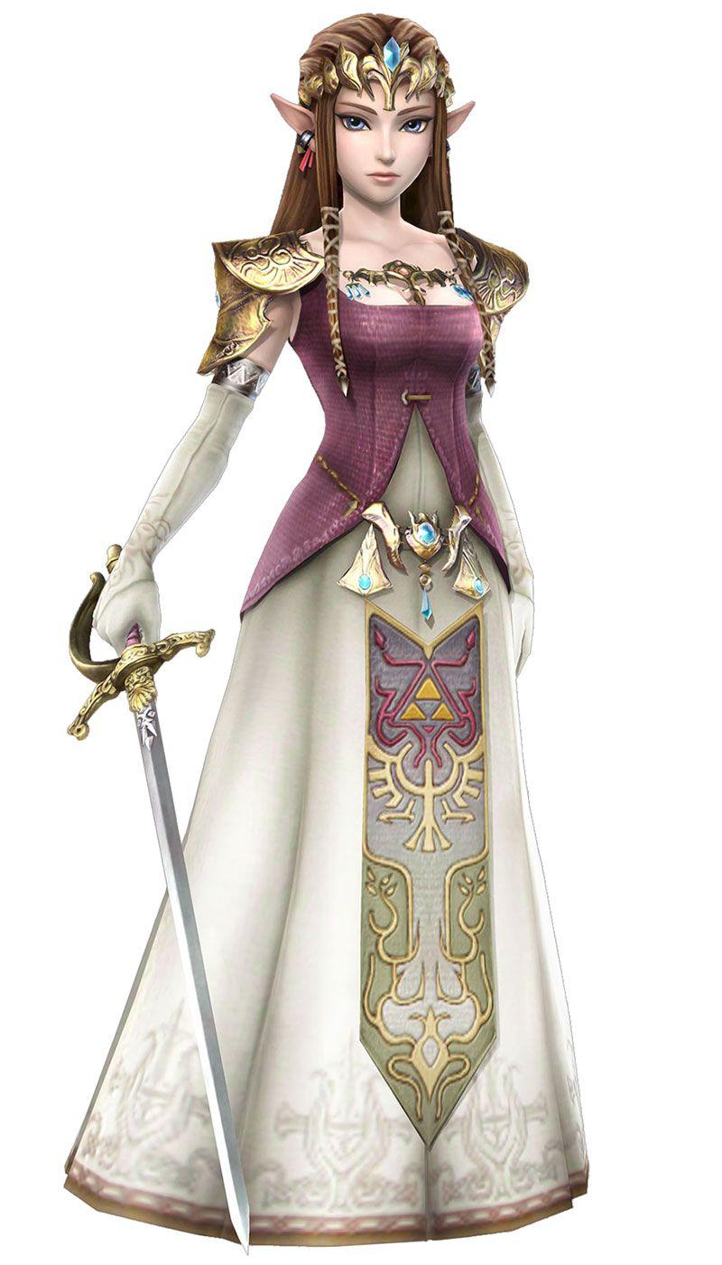 What 39 s the best princess zelda design neogaf - La princesse zelda ...